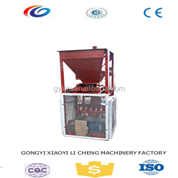 Fully Automatic Small Clay Brick Making Machine