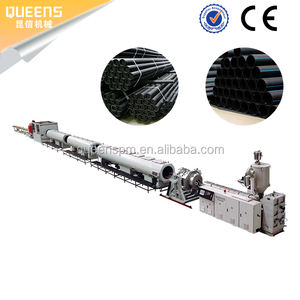 Single Screw HDPE Pipe Extrusion Machine/Extruding Line