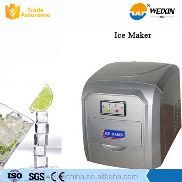 Hot-Sale Small Cube Ice Maker Portable Pellet Ice Maker