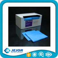 55% Cellulose 45% PET Manufacturer Good Quality Nonwoven Disposable Lint Free Wipes