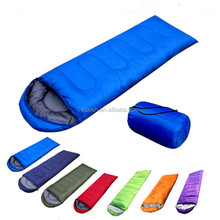 Wholesale Camping Outdoor Waterproof Envelope Sleeping Bag