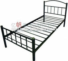 Strong low height metal single bed,super single bed frame
