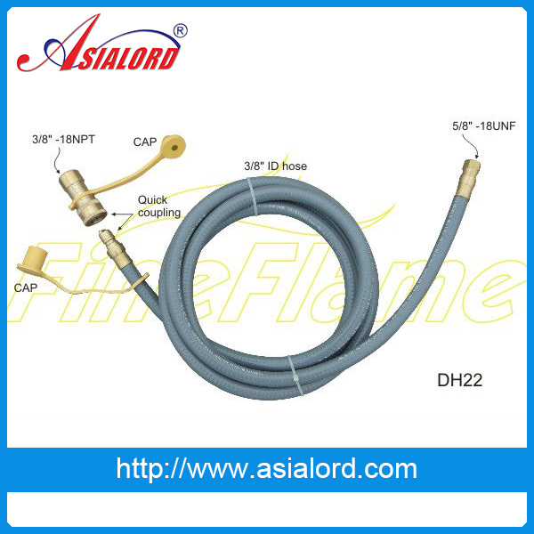 2016 New Products Flexible Pressure LPG <strong>Hose</strong>