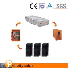 2KW 2014 solar power system csolar lights with mosquito repellent