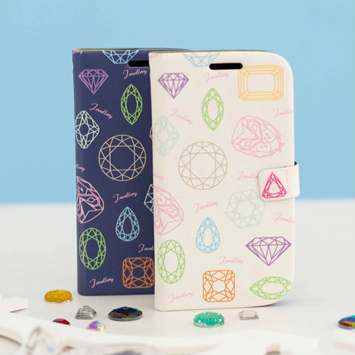 Jewellery_Happymori Design Flip Phone Cover Case for Apple iPhone 6 (Made in Korea)
