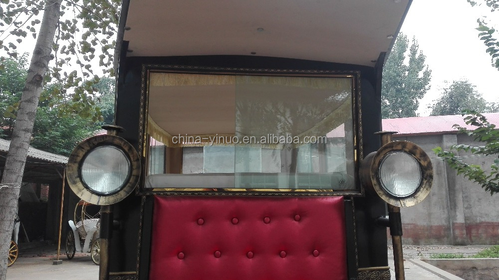 Top quality Can be customized Yizhinuo royal carriage for horse