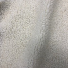 100% polyester sherpa fleece fabric for garment