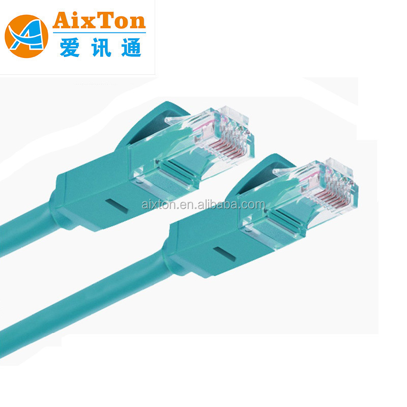 Customized Length cat5 cat6 patch cable Ethernet Cable RJ45