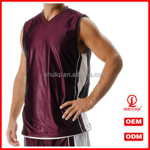 Lastest wholesale blank ncaa basketball jersey uniform design for men