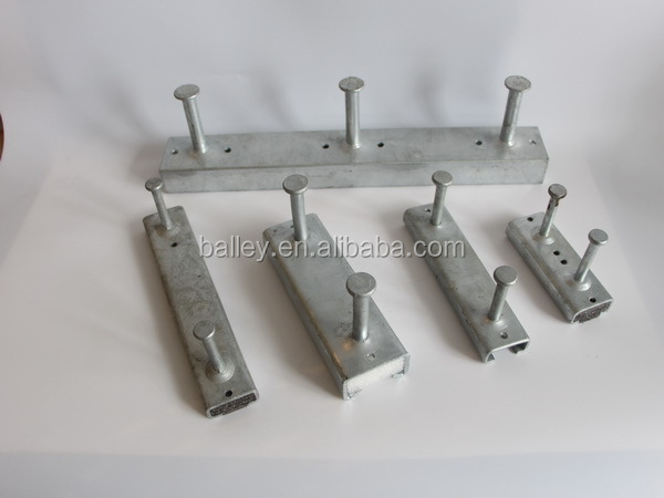 Precast Concrete hot rolled anchor channel