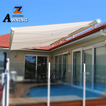 The automatic sunesta awnings sunsetter retractable awning manufacturing machine