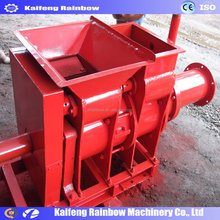 Vacuum press clay cement roof tile making machine