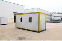 Well designed Prefabricated high quality light corrugated Trade Assurance container house