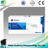 Veterinary Cloprostenol Sodium Injection the animal hormone