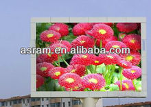 led AD P10/P16 outdoor waterproof variable program wireless p10 outdoor full color led display