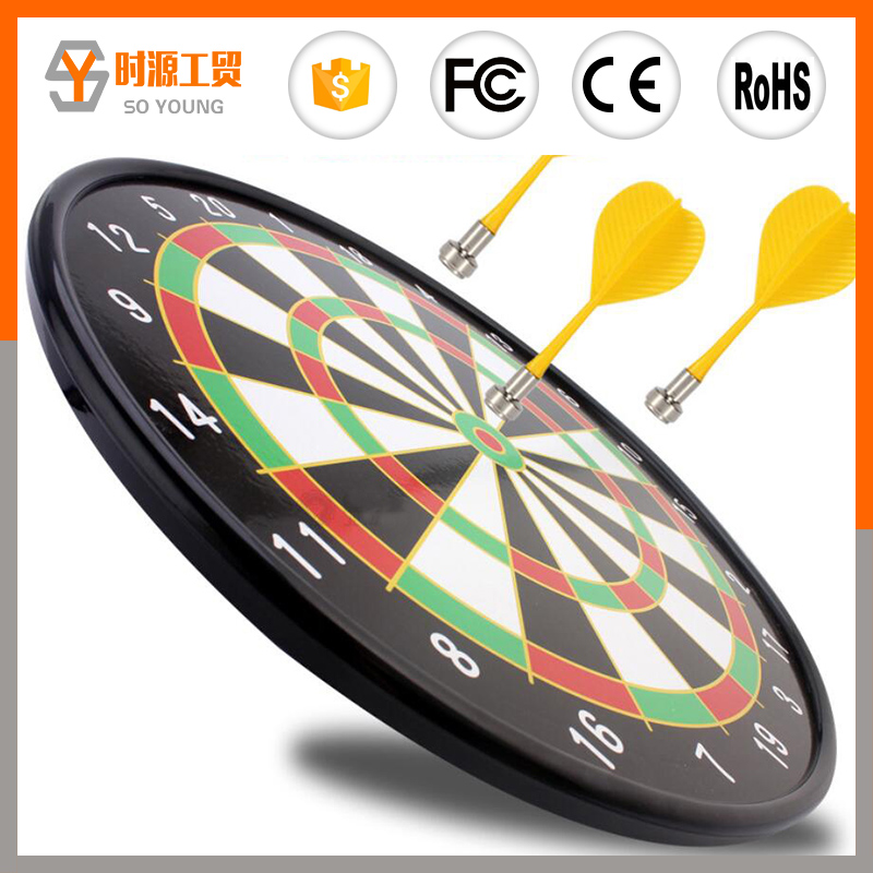 safe cheaper custom magnetic dartboard with iron