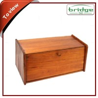 Bread Keeper Bamboo Bread Storage Bin