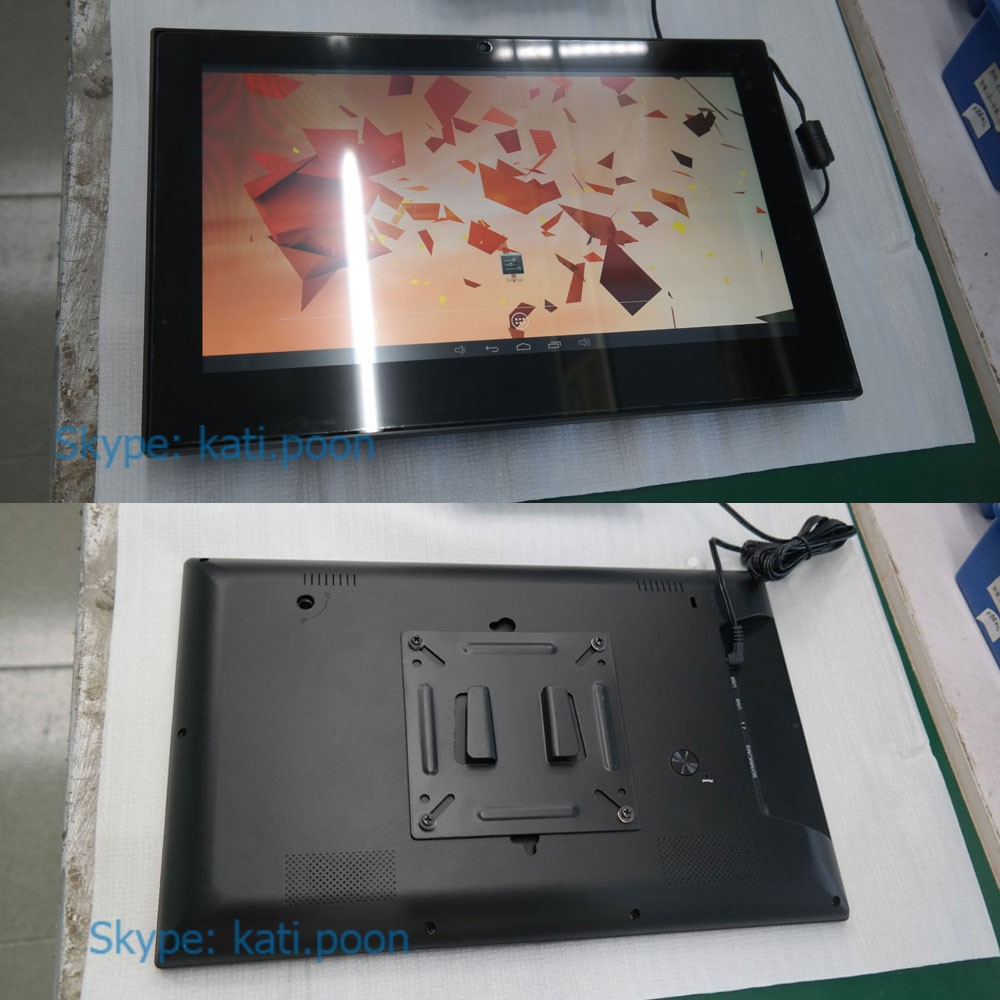 13.3'' Android 4.4 Tablet, Durable Andriod Tablet with Speakers/ Front Camera/android 4.4 tablet