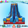 35'H hot sale inflatable dry slide for adults, size and color customized large inflatable slide