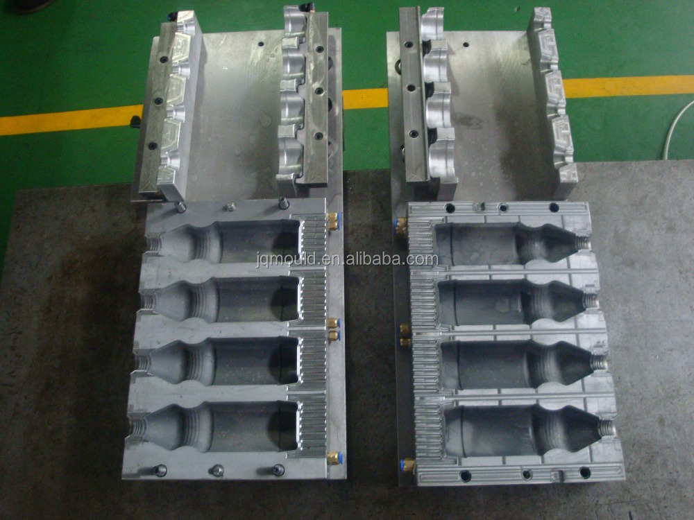 China profession customized plastic bottle blow molding/ plastic blow mould