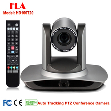 2MP 20X Zoom HD IP SDI Auto Tracking Video PTZ Conference Camera For Education Speech System