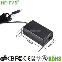 HF-FYD FY1202500 12v 2.5a ac power adapter 50-60hz 110v 110 volts dc car lead Lithium battery charger with ce ul fcc rohs