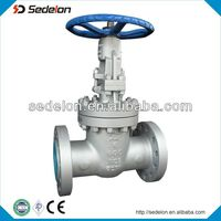 API Cast Iron/Carbon steel/Stainless Steel Manual Gate Valve