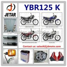 High Performance YBR125 motorcycle spare parts