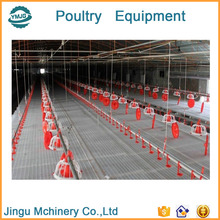 JINGU Series poultry equipments for broiler /chicken poultry equipment