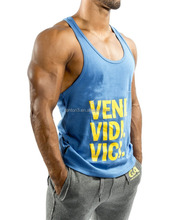 Hot sale Mens Workout Tank Top, Custom Stringer Tank Top, Gym Tank Tops Men