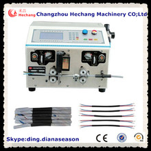 full automatic wire cut and strip crimp machine wire skinning tool