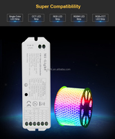 mi.light 5 IN 1 Smart LED Controller RGB color temperature adjustable wireless rf remote control wifi dmx controller