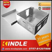Kindle New customized galvanized hand press for metal in Guangdong ISO9001:2008