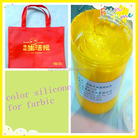 Chemical used in screen printing industry, soft PVC plastisol, pigment ink for textiles