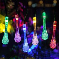 Modern Led Water Drop Outdoor Decorative Smart Light Christmas Lights Garden Lighting
