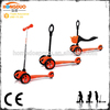 Wholesale kids playing mini micro design 3 in 1 scooter