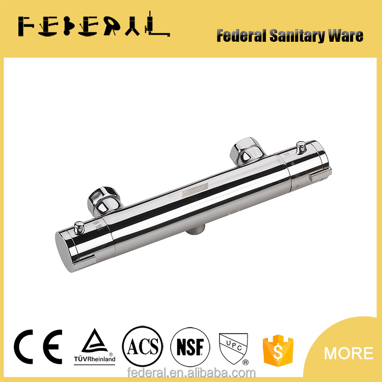 2015 Limited New Four Points Down Shower Faucets Constant Temperature Faucet Mix Water Valve For Thermostatic Core