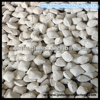 Slag ball for refractory/Caustic Calcined Magnesia Ball/Cinder ball