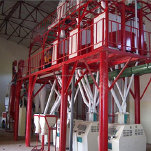 50-1000 kgs/hour maize milling machine in South Africa / commercial maize milling machine