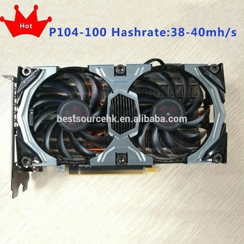 Mining Graphic card Wholesale P104-100 4G 8G high hash rate for Ethereum ZEC XMR Bitcoin