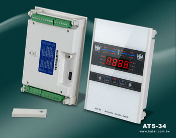 Redundant Automatic Transfer Switch Touch Screen Controller