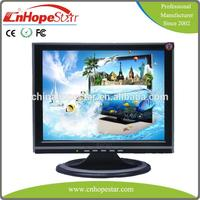 "Promotion Price 14"" inch TFT LCD TV Monitor for Car & Office"