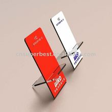 Acrylic mobile display for mobile store to display mobiles