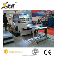 Fully automatic swing cylinder screen printing machine manufacturer