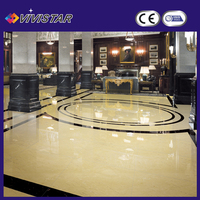 Cheap Prices Marble Flooring,Classic Golden Century Marble Tile