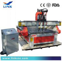 factory directly on sale multi spindle cnc router price