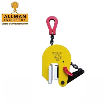 ALLMAN Vertical / Horizontal Type Stainless Steel Plate Lifting Clamps