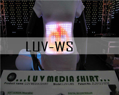 2013 new!! sound activated led shirts