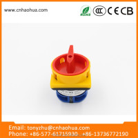 LW26GS series 32A china wholesale waterproof rotary cam switch selector switch