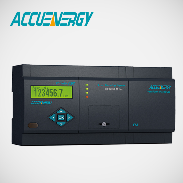 Manufacturer Accuenergy AcuRev 2000 Network Power Analyzer meter ,96*96 Digital Panel Meter Electrical Suppliers